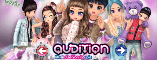 code audition x