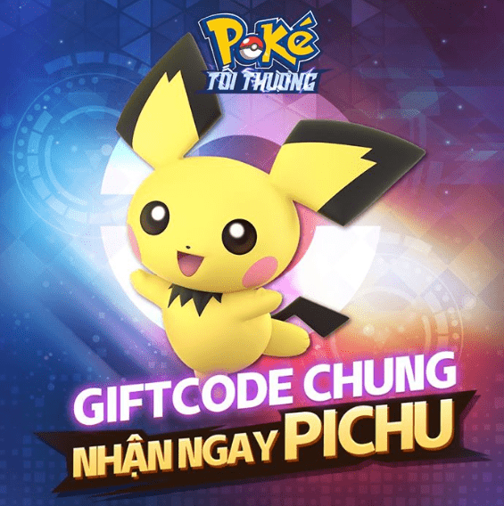 code poke tối thượng mobile