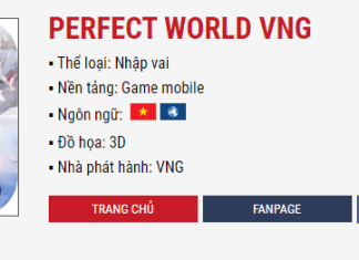 code Perfect World VNG