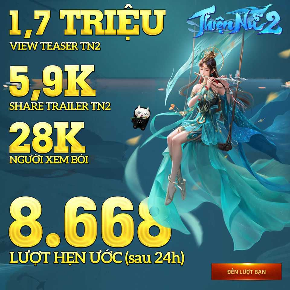 giftcode Thiện Nữ 2