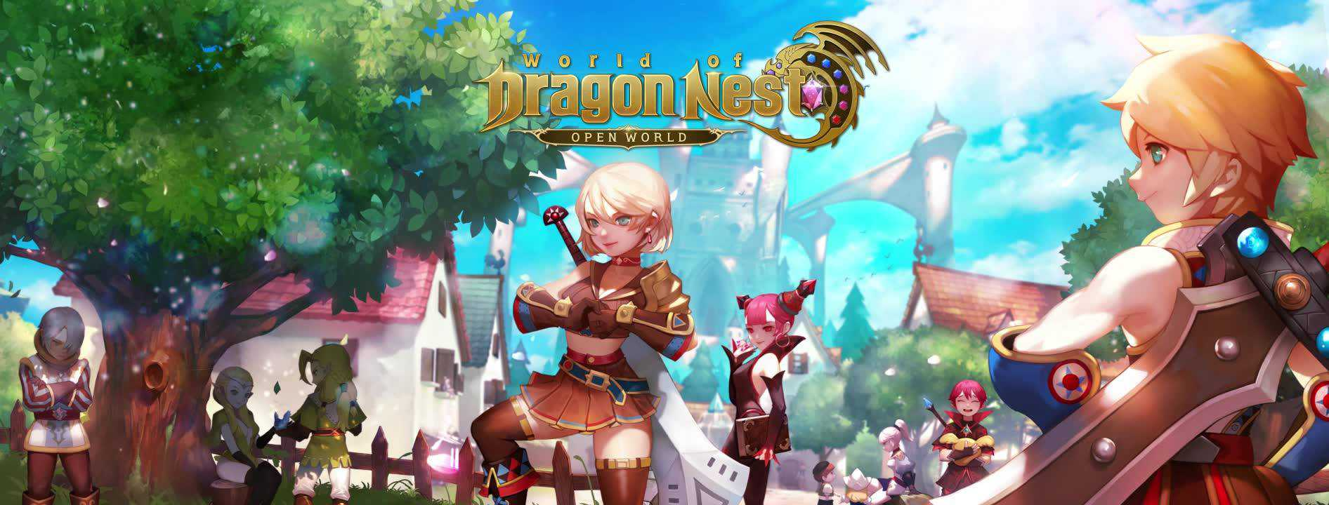 code World of Dragon Nest